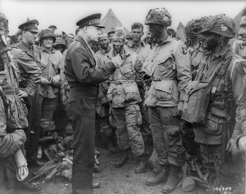 Ike Eisenhower photo