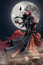 Ozzfest illustration by William Beachy