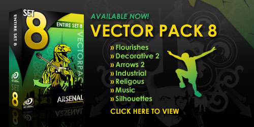 Vector Pack 8 Out Now!