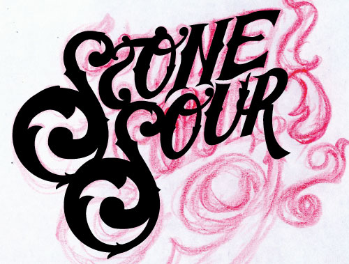 stone sour blocked out