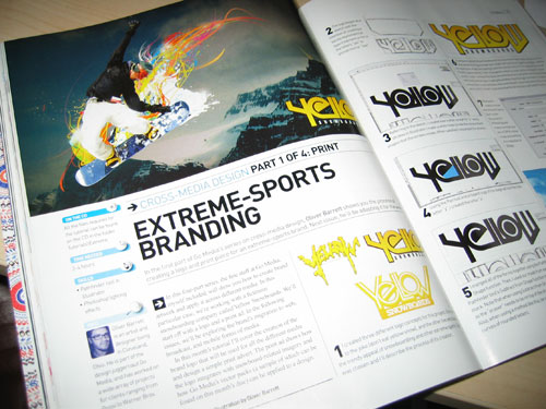 Tutorial: Extreme Sports Branding