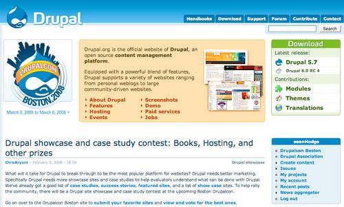 Drupal Site