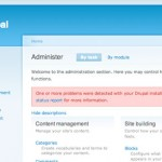 Create a Killer Band Site in Drupal – Part 5 – Drupal Admin