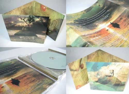 Design a 6 Panel CD Package Tutorial