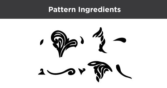 free vector ingredients