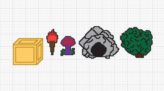 create an awesome 8-bit animated gif