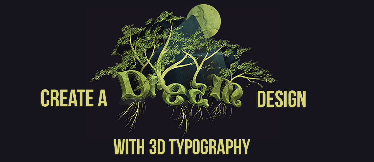 3d Typography Tutorial