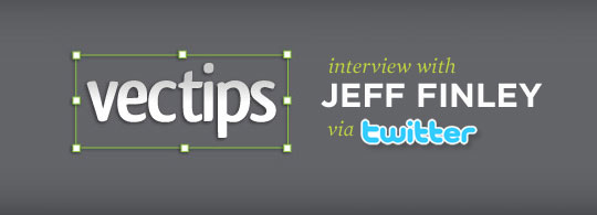 Vectips interview with Jeff Finley