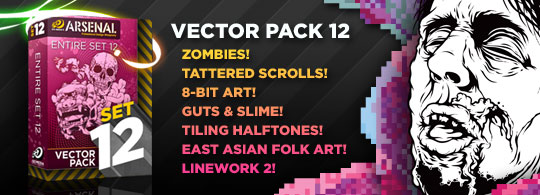 Vector Pack 12 Out Now