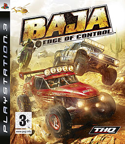 Baja: Edge of Control - Go Media is a sponsor!