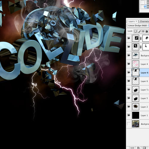 How to Create Explosive Typographic Effects in Cinema 4D - Go Media