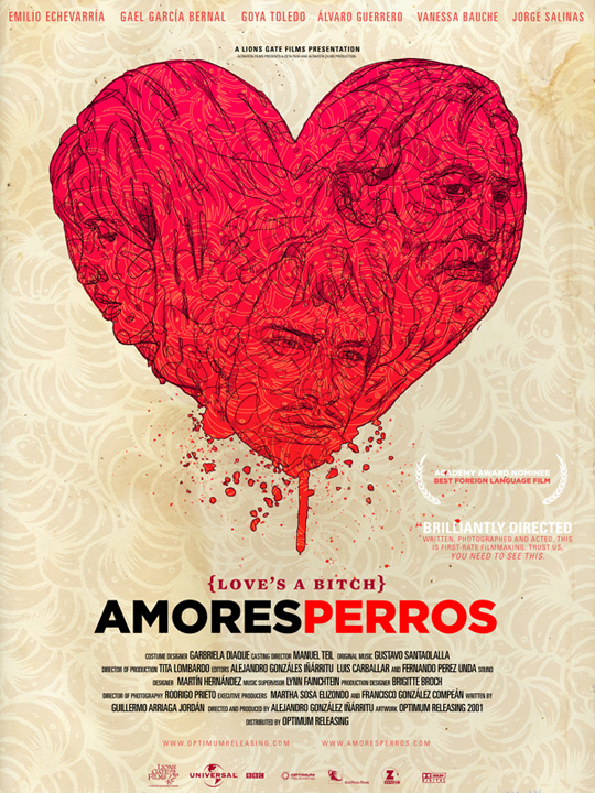 amores perros two