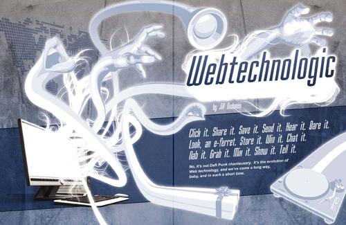 Create Magazine Webtechnologic