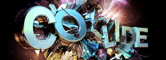 How to Create Explosive Typographic Effects in Cinema 4D