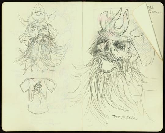 Trivium Sketch