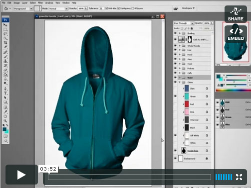Advanced Hoodie Video