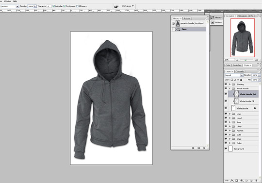 How to Design Your Own Custom Hoodie - Go Media™ · Creativity at work!