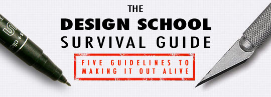 survive design school