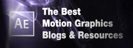 Top 28 Best Motion Graphics Blogs and Resources