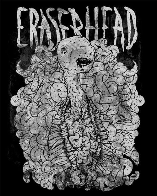 Eraserhead Artwork by Jeff Finley