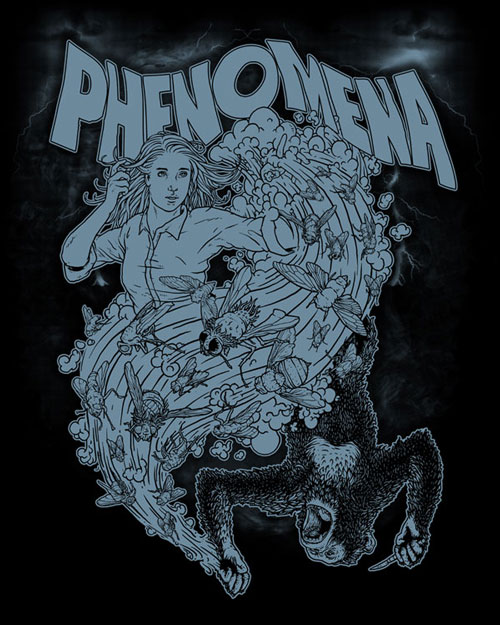Phenomena artwork by Jeff Finley
