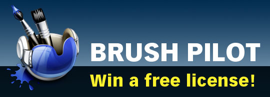 Win A Free License For Photoshop Brush Management App Brush Pilot!