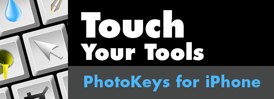 PhotoKeys for iPhone