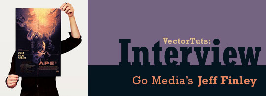 Go Media's Jeff Finley: Interview at VectorTuts