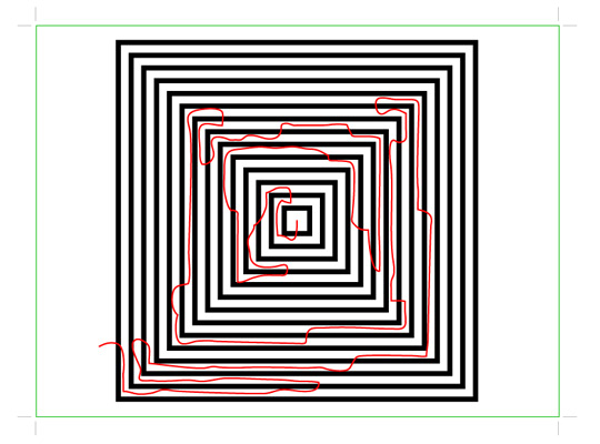 Create a 3d vector labyrinth go media creativity at work 3d drawing website