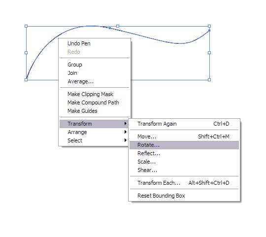 TA_transform_menu
