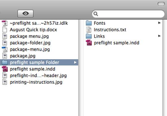 preflight-folder-items