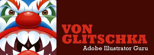 Von Glitschka – Adobe Illustrator CS4 Guru