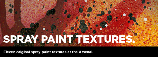 The Best Spray Paint Textures