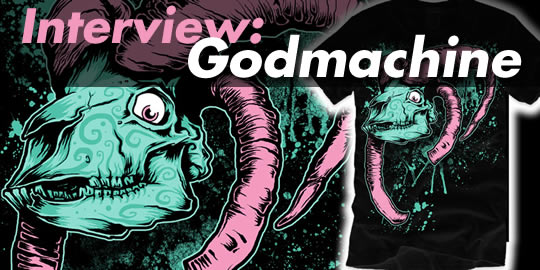 Interview: Godmachine