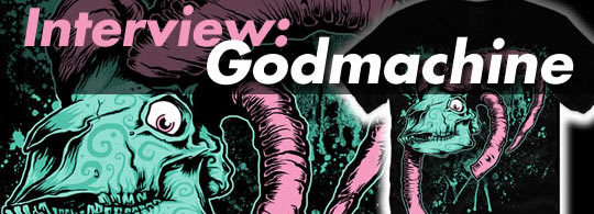 Interview with Illustrator Godmachine