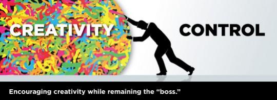 Creativity & Control