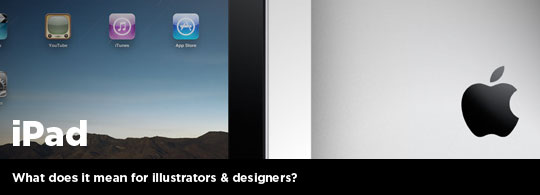 iPad: Illustrators & Designers