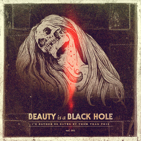 Beauty is a Black Hole final artwork