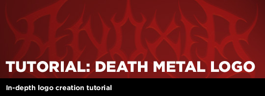 Tutorial: Death Metal Logo - Go Media™ · Creativity at work!