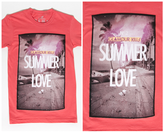 Glamour Kills - Summer of Love