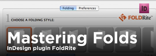 FoldRite Template Master plugin for Adobe InDesign