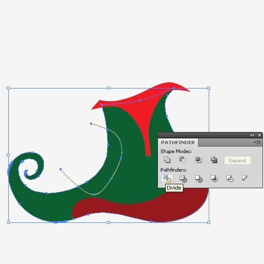 How to create a Leprechaun's shoe in Adobe Illustrator CS4 - Go ...