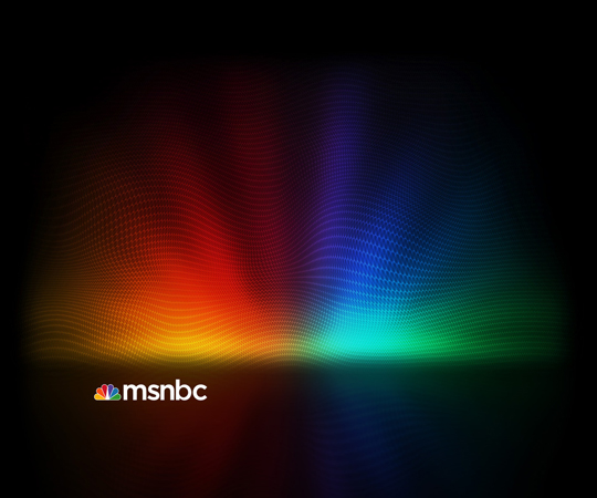 Abduzeedo - MSNBC - New background