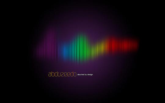 Abduzeedo - MSNBC effect
