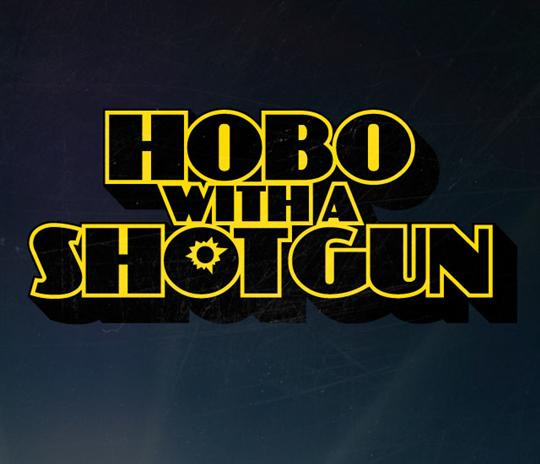 Hobo with a Shotgun by James White