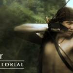 Creating Sagittarius in Photoshop