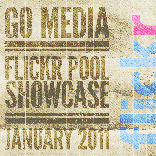 Go Media's Flickr pool showcase – January 2011