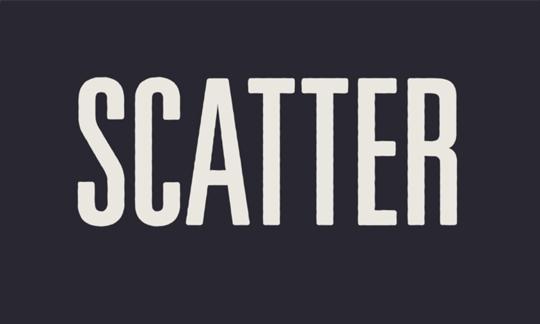 scatter brush type aging