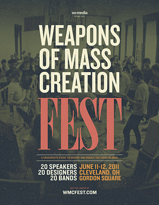 Weapons of Mass Creation Fest Preview