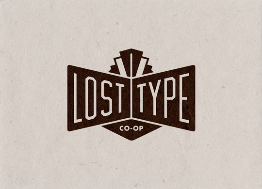Lost Type Co-op logo